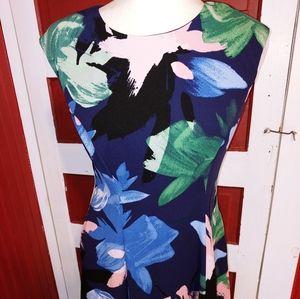 Vince Camuto Floral Dress 6